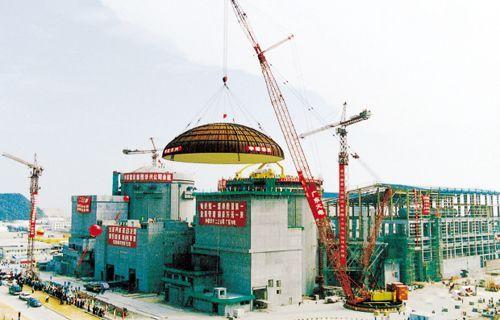 大亚湾岭澳核电站