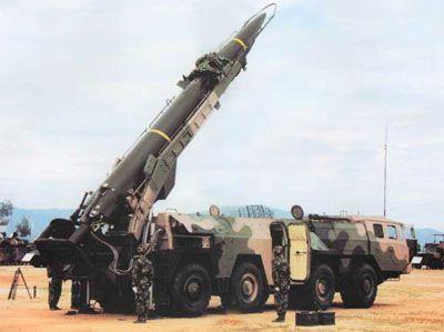 导弹发射器