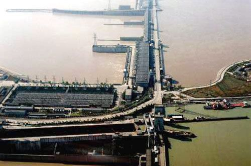 葛州坝水电站