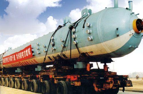 禹州电厂锅炉汽包