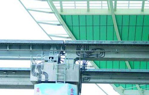 上海磁悬浮轨道梁