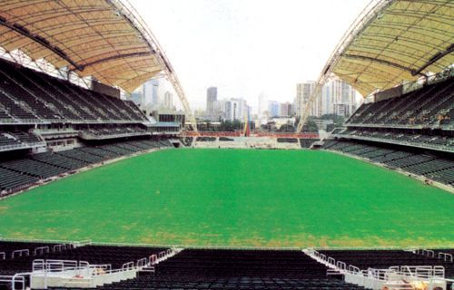 香港体育场顶棚钢结构