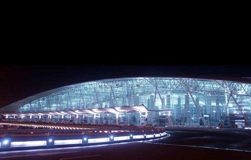 广州新白云机场