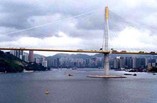 """香港""""汀九桥"""""""