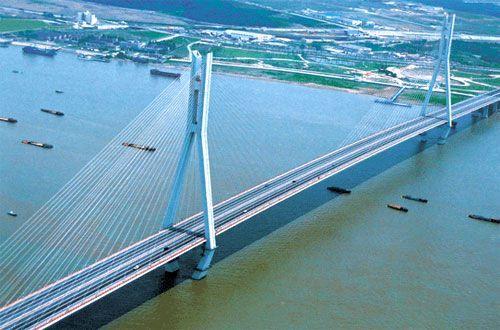 南京长江二桥