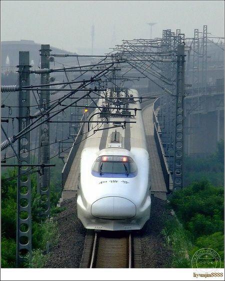 公司产品用于机车制造