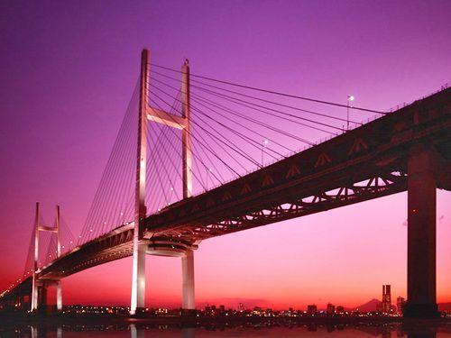公司产品用于桥梁.