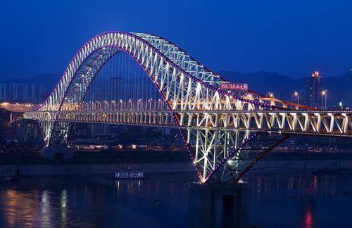 公司产品用于桥梁